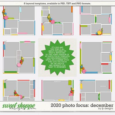2020 Photo Focus: December by LJS Designs
