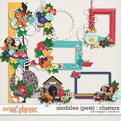 Zoobilee {Pets} : Clusters by Meagan's Creations