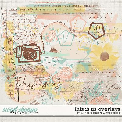 This Is Us Overlays by River Rose & Studio Basic Designs