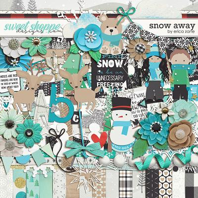 Snow Away by Erica Zane