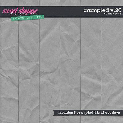 Crumpled v.20 by Erica Zane