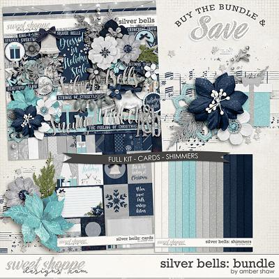 Silver Bells Bundle by Amber Shaw