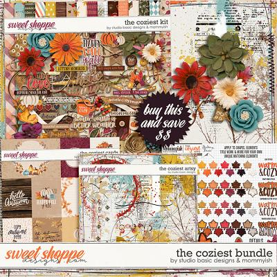 The Coziest Bundle by Studio Basic and Mommyish