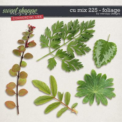CU Mix 225 - Foliage by WendyP Designs