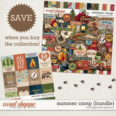 Summer Camp {bundle} by Blagovesta Gosheva