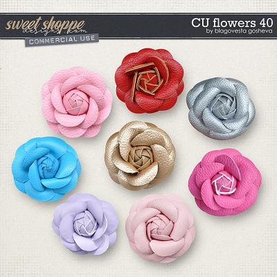 CU Flowers 40 by Blagovesta Gosheva