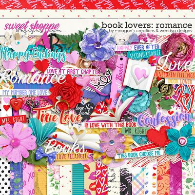 Book Lovers: Romance by Meagan's Creations and WendyP Designs