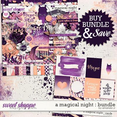 A Magical Night : Bundle by Amanda Yi