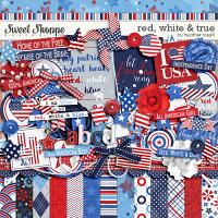 Red, White & True by Heather Roselli