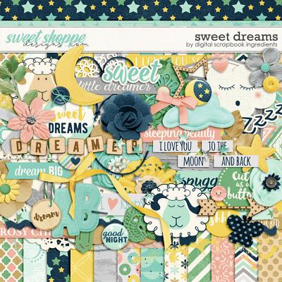 Sweet Dreams by Digital Scrapbook Ingredients