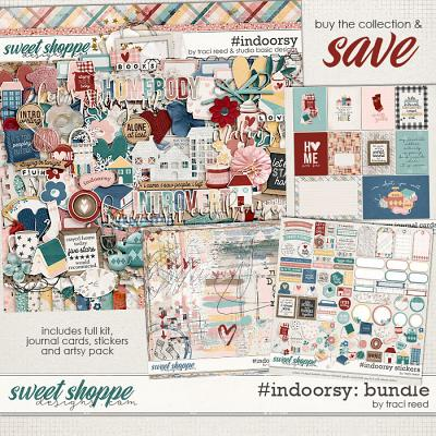 #indoorsy Bundle by Studio Basic and Traci Reed