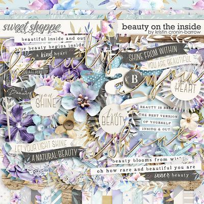 Beauty on the Inside by Kristin Cronin-Barrow