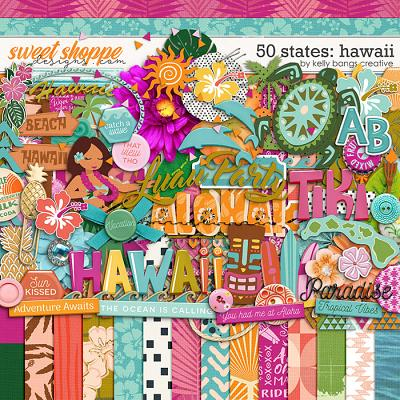 50 States: Hawaii by Kelly Bangs Creative