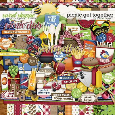 Picnic Get Together by JoCee Designs