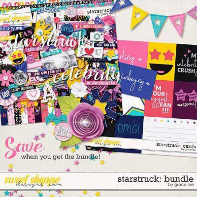 Starstruck: Bundle by Grace Lee