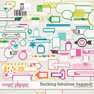 Flocking Fabulous {Tagged} by Digilicious Design