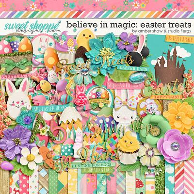 Believe in Magic: Easter Treats  by Amber Shaw & Studio Flergs