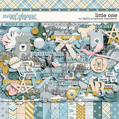 Little One by Digital Scrapbook Ingredients