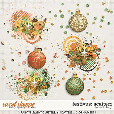 Festivus: SCATTERZ by Studio Flergs