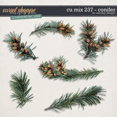 CU MIx 237 - conifer by WendyP Designs