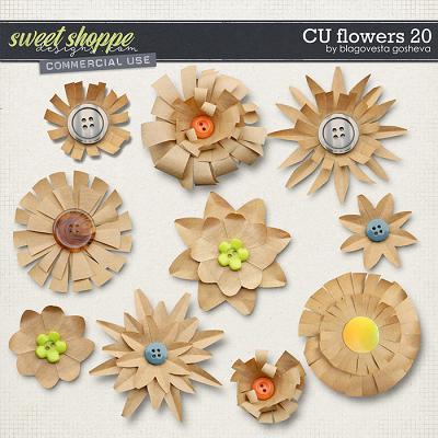 CU Flowers 20 by Blagovesta Gosheva