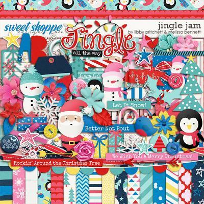 Jingle Jam by Melissa Bennett & Libby Pritchett