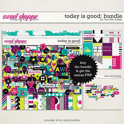 Today Is Good :: Bundle by Two Tiny Turtles