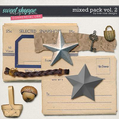 CU Mixed Pack Vol. 2 by River Rose Designs