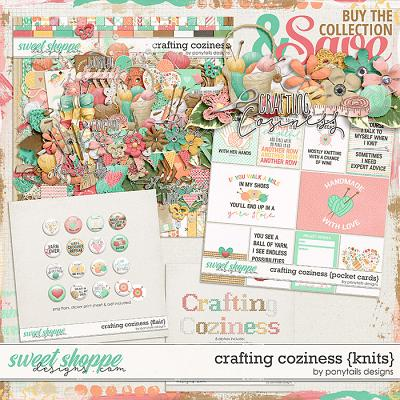 Crafting Coziness Bundle by Ponytails