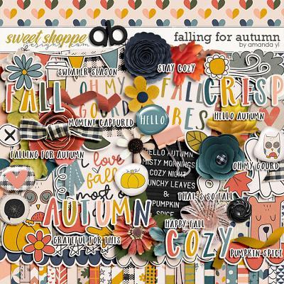 Falling for Autumn by Amanda Yi