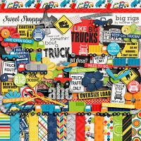 Big Rigs by Heather Roselli
