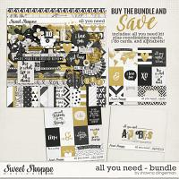 All You Need - Bundle by Shawna Clingerman