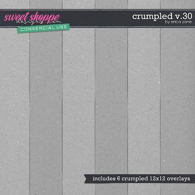 Crumpled v.30 by Erica Zane