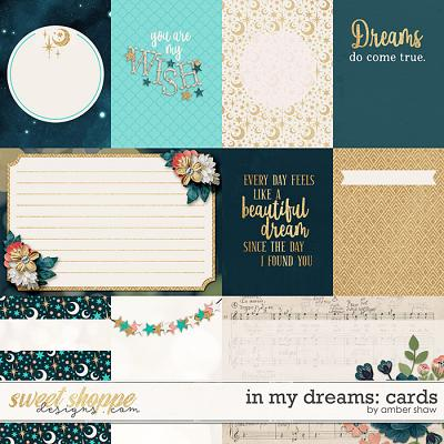 In My Dreams: Cards by Amber Shaw