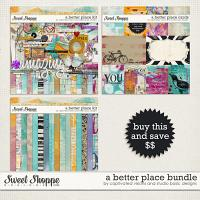A better place: Bundle by Captivated Visions and Studio Basic Designs