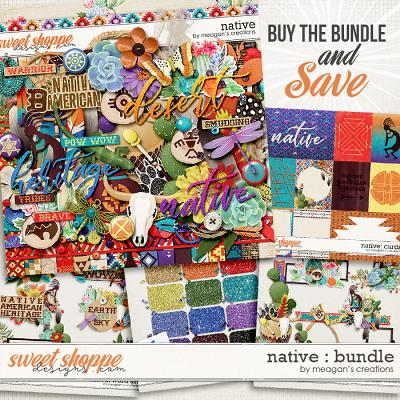 Native: Collection Bundle by Meagan's Creations