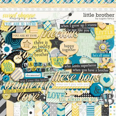 Little Brother Kit by Sugary Fancy