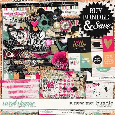 A New Me: Bundle by Amanda Yi