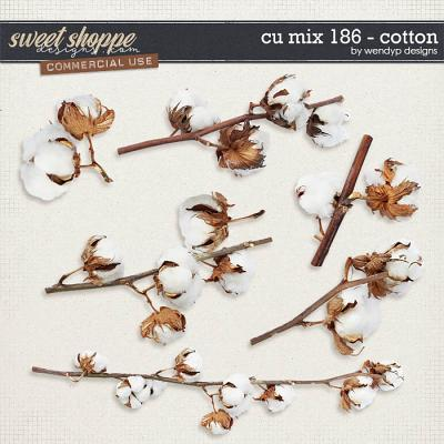 CU Mix 186 - cotton by WendyP Designs