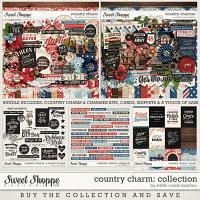 Country Charm: Collection by Kristin Cronin-Barrow