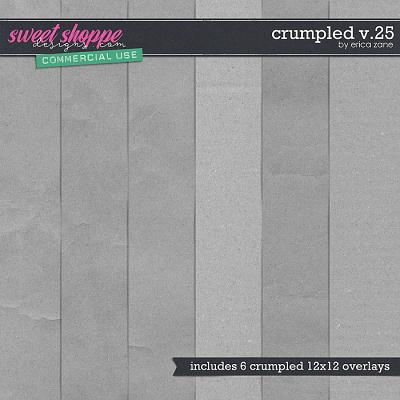 Crumpled v.25 by Erica Zane