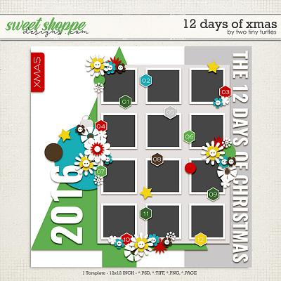 12 Days Of Christmas by Two Tiny Turtles
