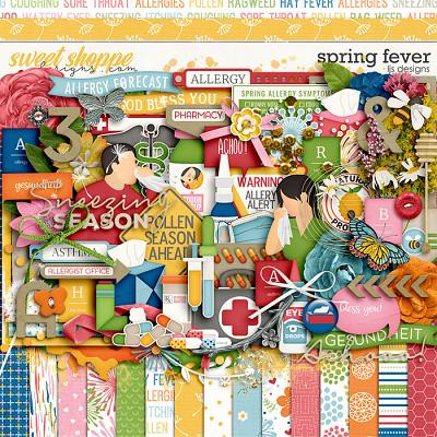 Spring Fever by LJS Designs