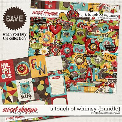 A Touch of Whimsy {bundle} by Blagovesta Gosheva