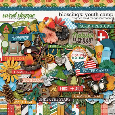 Blessings: Youth Camp by Grace Lee and Meagan's Creations
