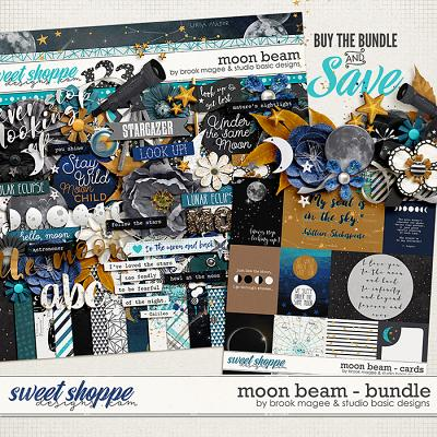 Moon Beam Bundle by Brook Magee and Studio Basic