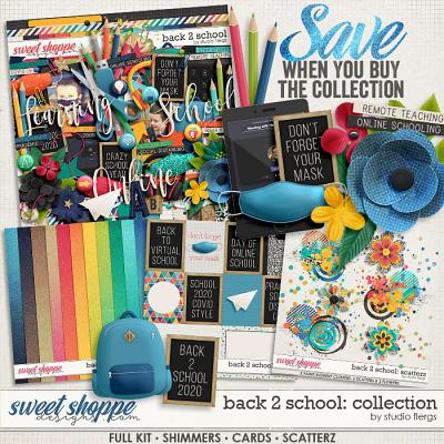 Back 2 School: COLLECTION * FWP* by Studio Flergs