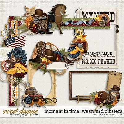 Moment in Time: Westward Clusters by Meagan's Creations
