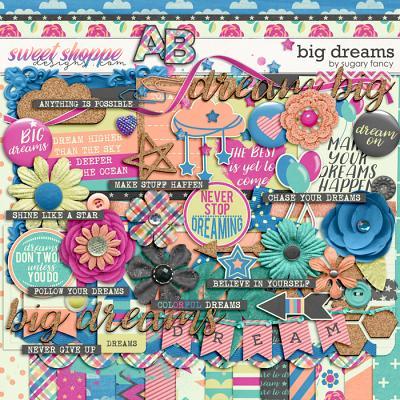Big Dreams by Sugary Fancy