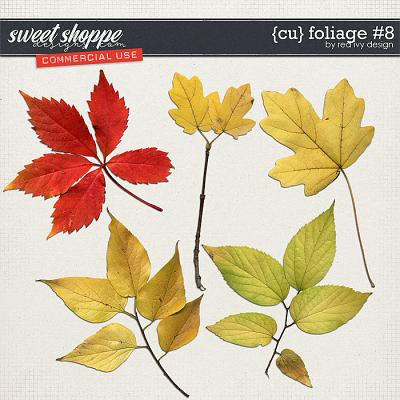 CU Foliage #8 by Red Ivy Design